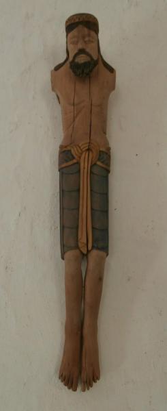 F7 christ roman poirier 80cm