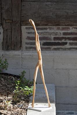 N16 l exultation 80 cm merisier