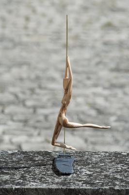 N34 la danse 3 33 cm aubepine 1